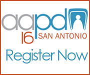 AAPD 2016 Register Now